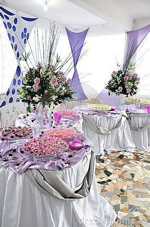 Elegant Party Food Display Stock Image   Image: 21777091