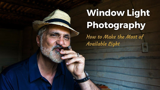Window Light Photography: How to Make the Most of Light