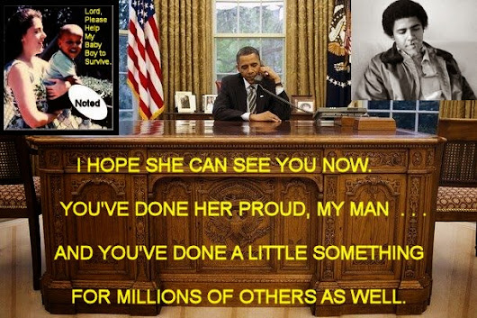 Barack H. Obama is Hands-Down One of the Greatest Presidents this Nation Has Ever Had – Period. : ThyBlackMan.com