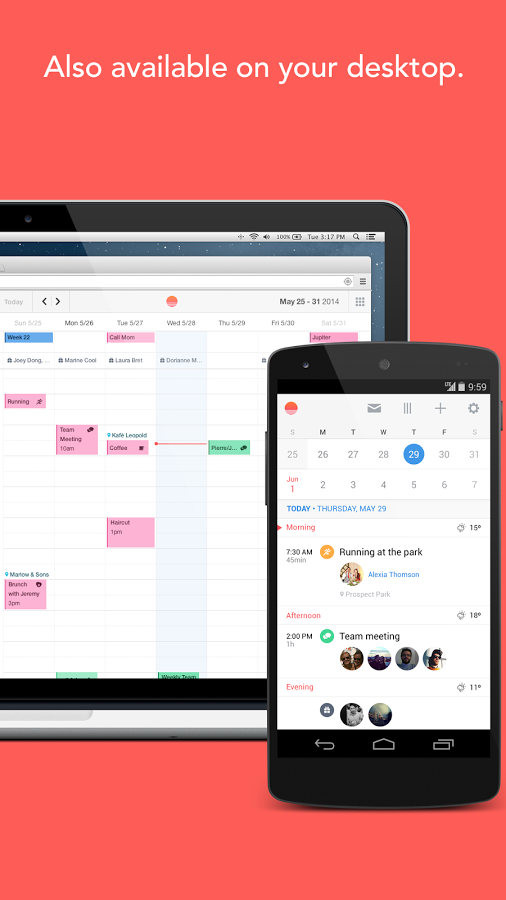 Microsoft has reportedly purchased one of Android's most beautifully designed calendar apps