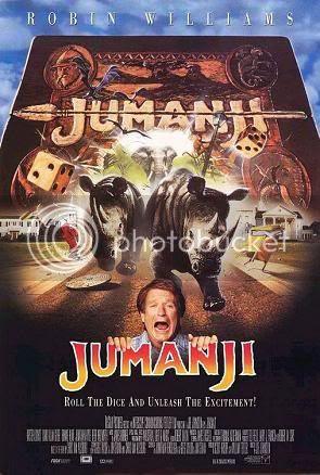 Jumanji photo: Jumanji Jumanji_poster.jpg