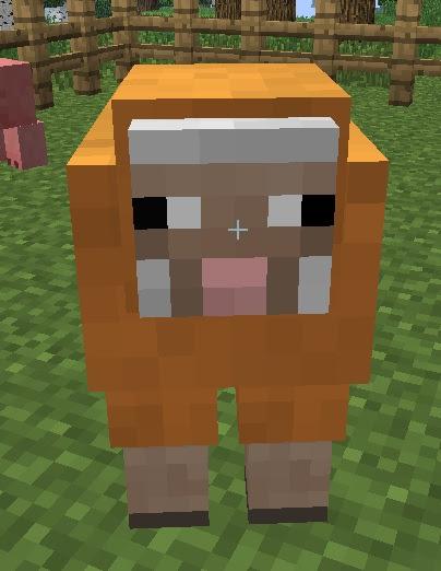 Panduan Minecraft Bagi Pemula Cara Mewarnai Kambing Sheep