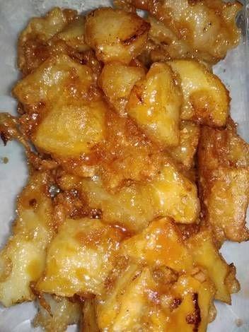 Resep Ayam Goreng Saus Apel Upsidedownglass