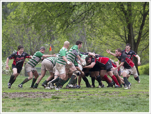Rugby In Forest Park 3