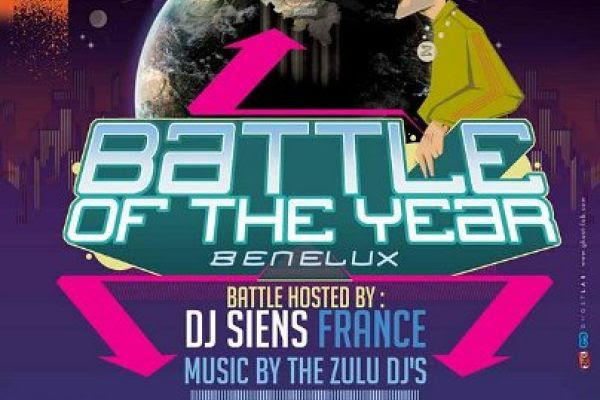 Battle of The Year Benelux 2007
