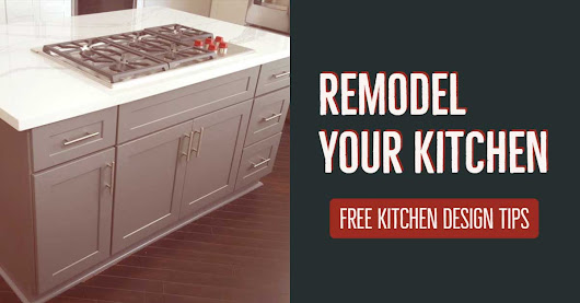 Kitchen Design Tips For Remodeling Your Kitchen | Cabinet Wholesalers