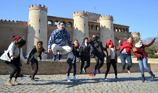 How American Students Studying Abroad in Spain Get Organized with Teamup - Teamup Stories & How-tos