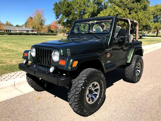 Used 1997 Jeep Wrangler Sahara for Sale in Albuquerque NM 87110 Unique Motor Sports