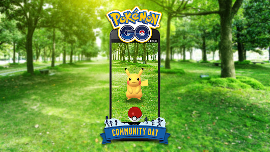 Pokémon GO Community Day - Pokémon GO