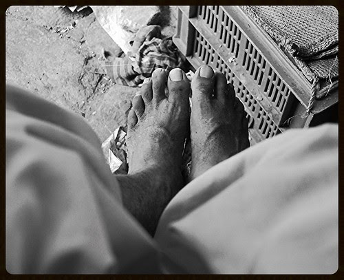 the poetry of my barefeet by firoze shakir photographerno1