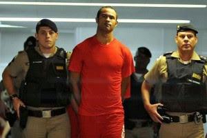 Бруно Фернандес де Соуза признал в убийстве своей экс-подруги
