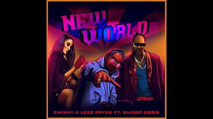 NEW WORLD Emiway X Lexz Pryde X Snoop Dogg song lyrics