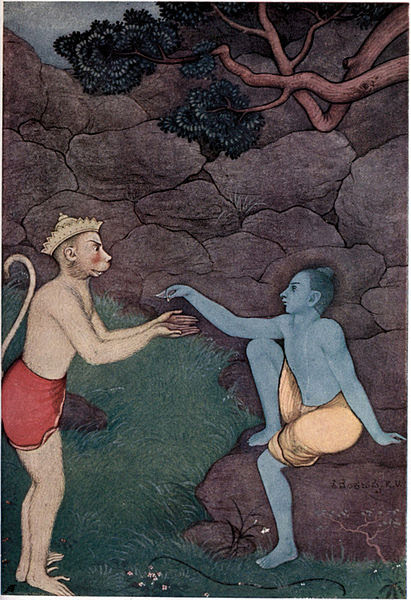 Week 5: Buck's Ramayana Reading Guide: B