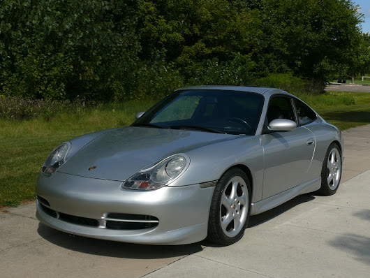 38k-Mile 2000 Porsche 911 Carrera 6-Speed