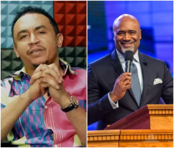 Daddy Freeze calls out Pastor Paul Adefarasin for mentioning his name in his sermon