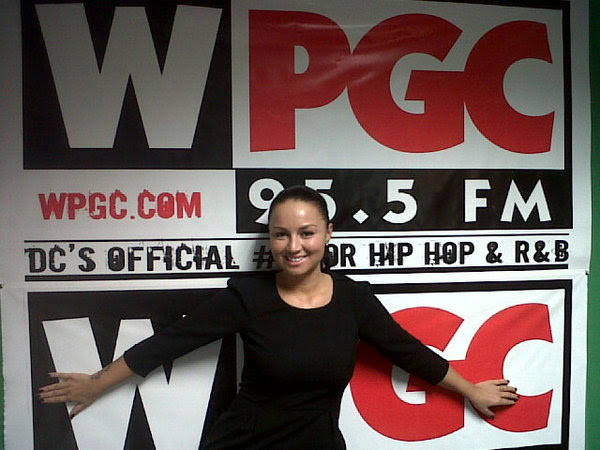 Sunni, recently after joining WPGC-FM in 2011. Photo courtesy TheFabEmpire.com