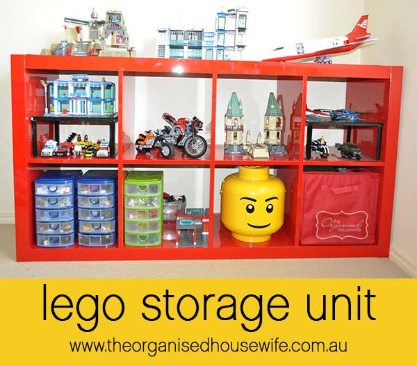 40+ Awesome Lego Storage Ideas : The Organised Housewife : Ideas ...
