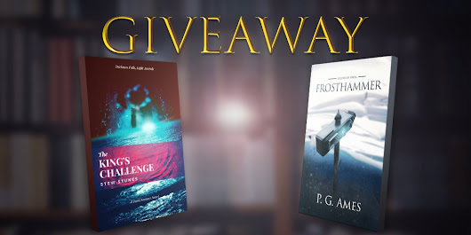 Giveaway – The King's Challenge and Frosthammer