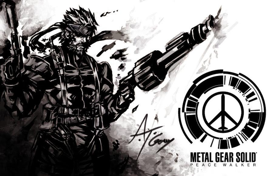 Metal Gear Solid Peace Walker Metal Gear Solid Peace Walke