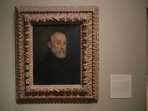 DSCN7660 _ Portrait of an Elderly Man, c. 1575, Giovanni Battista Moroni (1525-1578), Norton Simon Museum, July 2013