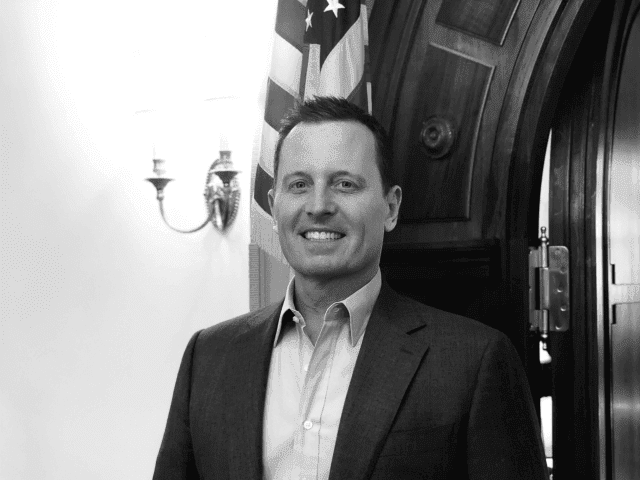 US Ambassador to Germany Richard Grenell