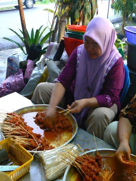 Satay Sri Melaka3