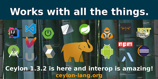 Ceylon: Ceylon 1.3.1 is now available
