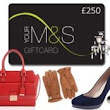 Free Competition to win a £250 M & S Gift Card - Free Entry UK Competitions -> Competitions 4 Free