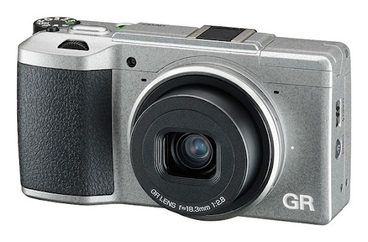 Limited-edition Ricoh GR II Silver commemorates a major anniversary for its maker