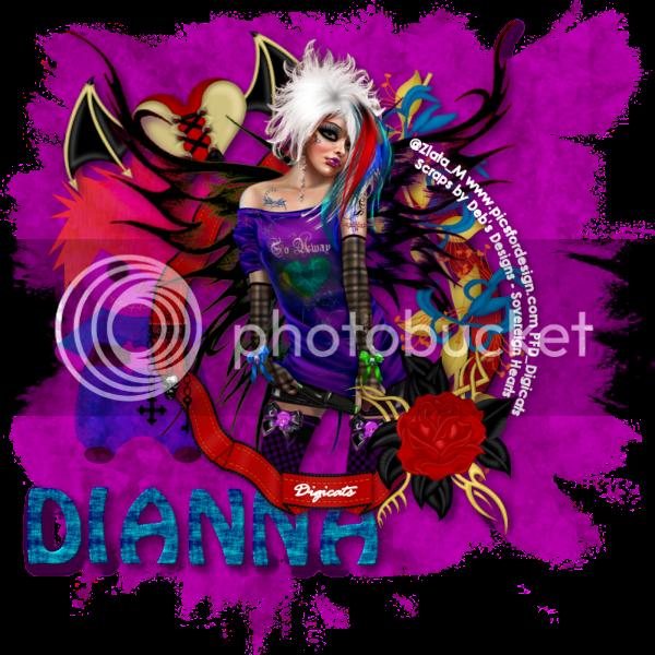 Sovereign Hearts - Dianna