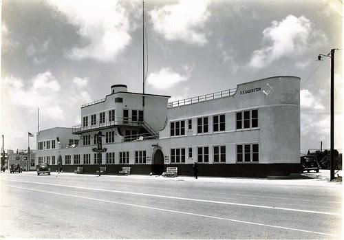 S.S. Galveston designed by Ben Milam
