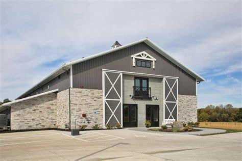 Greiner Buildings   Cedar Rapids Metal Pole Barn Building