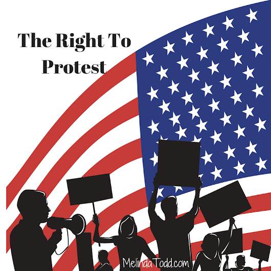 The Right To Protest - A Word Of Caution