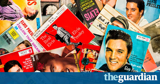 Can't help falling in price: why Elvis memorabilia is plummeting in value | Music | The Guardian
