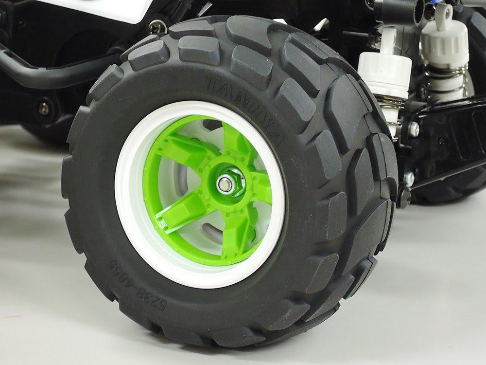 The New Tires And Wheels Of Tamiya 58662 Comical Grasshopper Wr 02cb Tamiyablog