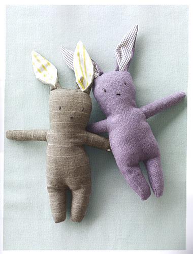 Menswear bunnies