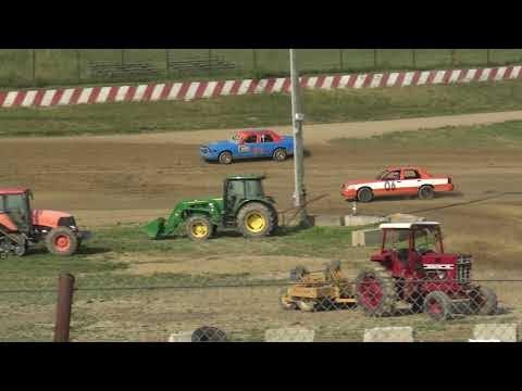 Brushcreek Motorsports Complex   7/3/21   21st Annual Firestorm   Crown Vic Feature