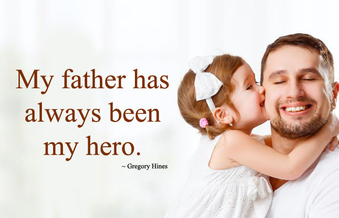 Hindi Shayeri Fathers Day Quotes From Daughter