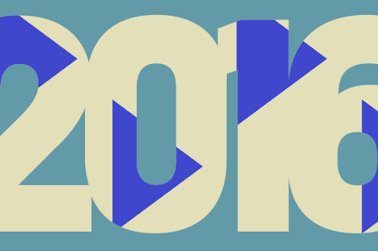 Everything is Terrific: The Bandcamp 2016 Year in Review