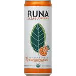 Runa Guayusa Clean Energy Drink, Orange Passion - 12 fl oz can
