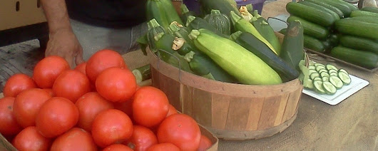 Flat Rock Farmers Market – Every Thursday from 3-6 PM May-October  Fresh Organic Local Farmers Market