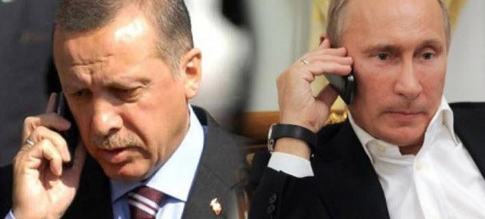 Επικίνδυνη κλιμάκωση: «Πόλεμος» ανακοινώσεων Ρωσίας-Τουρκίας