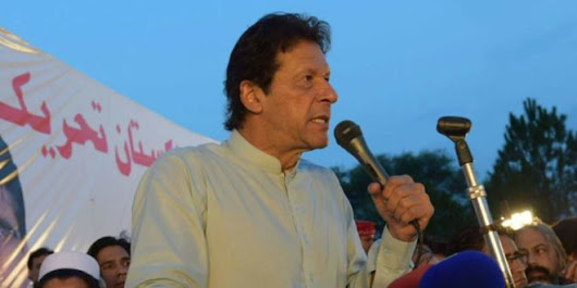 Panama Paper an opportunity from God to change country's fate: Imran Khan - News Box