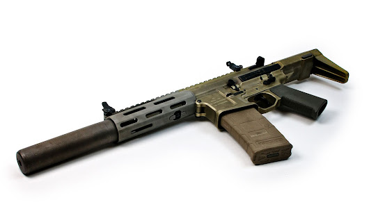 Honey Badger - Assault Rifle - Call of Duty Ghosts Elite