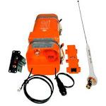 ACK E-04 406 ELT 250 Knot Whip Antenna