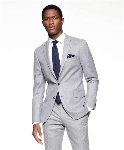 usa sutton wool flannel jacket  light grey