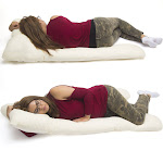 U Shape Total Body Pillow Pregnancy Maternity Comfort Support Cushion Sleep