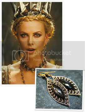 Snow White and the Huntsman Jewelry