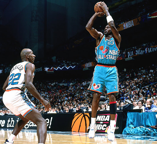 The 16 Best NBA All-Star Game Sneakers Ever - The Sports Fan Journal