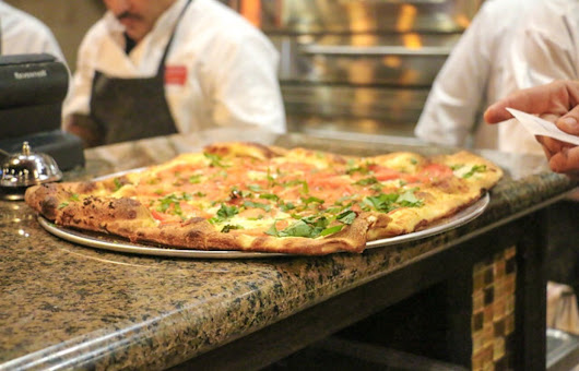Russo's New York Pizzeria Marq-E | Pizza at 7620 Katy Fwy - Houston TX